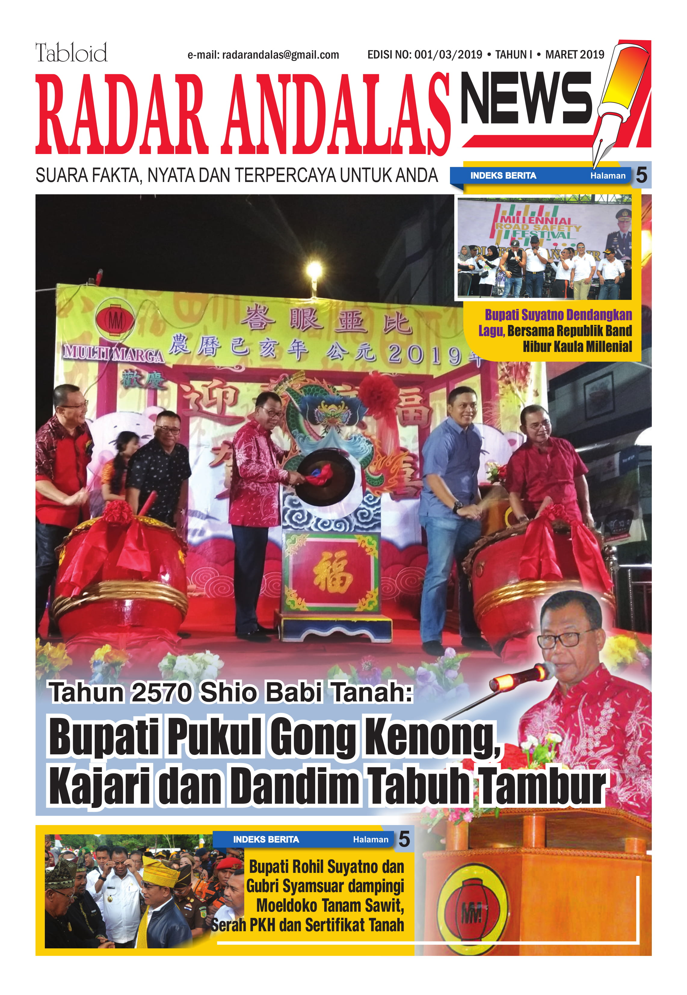 RADAR ANDALAS NEWS